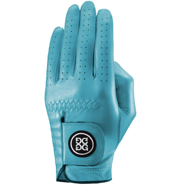 G-Fore Acqua Carbretta Leather Glove