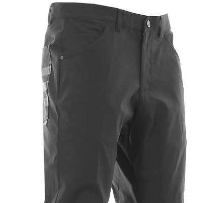adidas Men's Adicross Slim 5 Pocket Golf Pants - CARBON