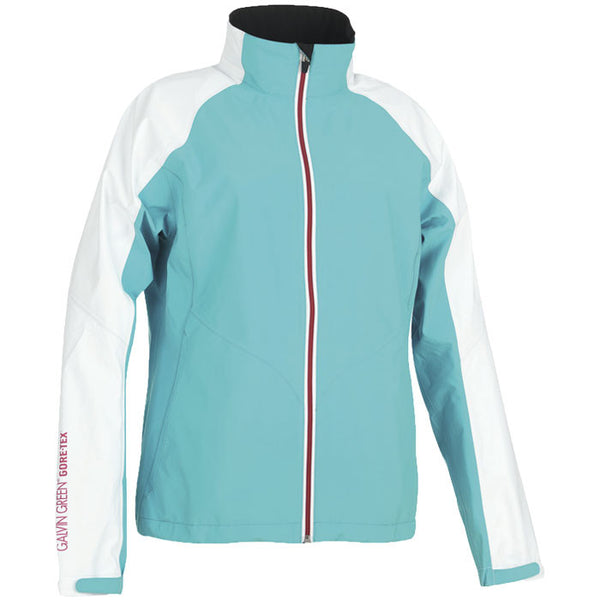 Galvin Green Agnes Paclite Gore-Tex Waterproof Golf Jacket-SAMPLES Ladies - Sz S