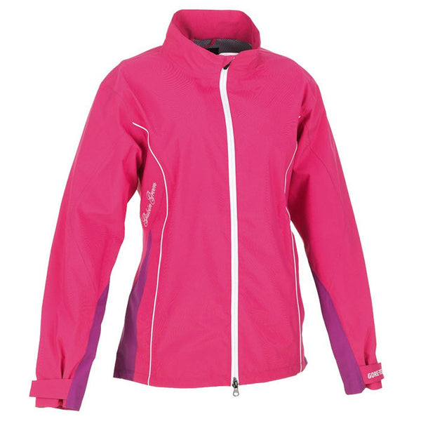 Galvin Green Alice Performance Shell Gore-Tex Waterproof Golf Jacket-SAMPLES Ladies