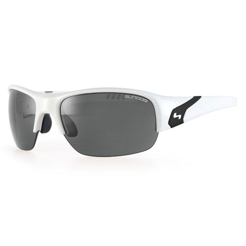 Sundog Bent Sunglasses - White  GolfAnything.ca Canada