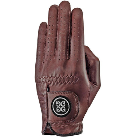 G-Fore Berry Luxe Carbretta Leather Glove WOMENS