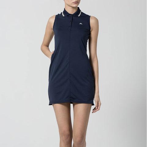 J.Lindeberg Briella Slim TX Jersey Dress - Ladies