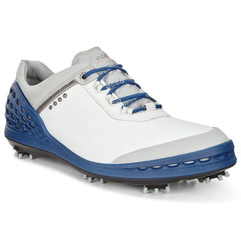 ECCO Men's - CAGE Spiked - WHITE/ROYAL