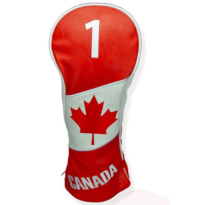 CANADA Limited Edition Driver & Putter Head Covers