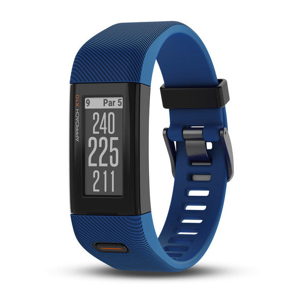 Garmin Approach® X10 Watch - Bolt Blue
