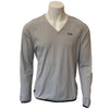 Colmar Men's V-Neck Sweater - Grey-Fleece