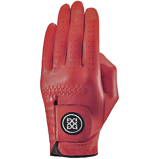 G-Fore Crimson Carbretta Leather Glove Womens