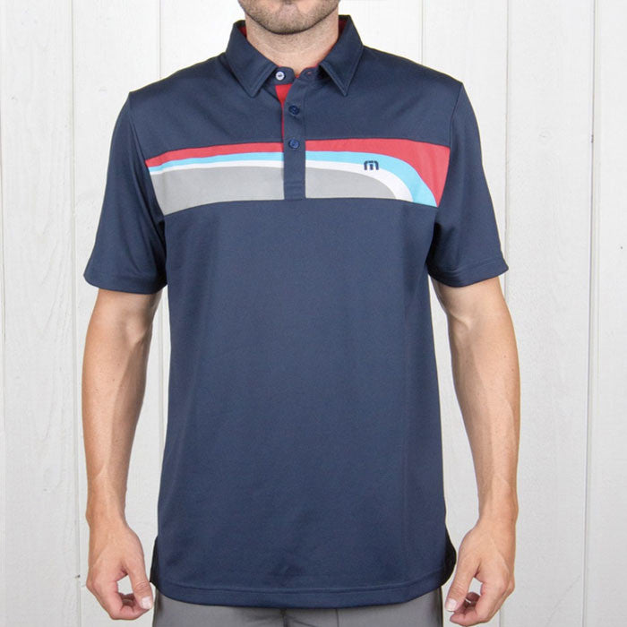 Travis Mathew Diggler golf polo - golfanything.ca