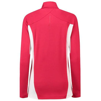 Galvin Green Womens DOMINQUE Insula Body Warmer JACKET - ROSE CHERRY