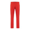 J Lindeberg Men's Ellott Reg Fit Micro Stretch Pantss - DEEP RED