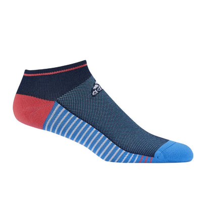 Adidas Mens Golf - Performance No Show Socks - Choice of 3 Colors
