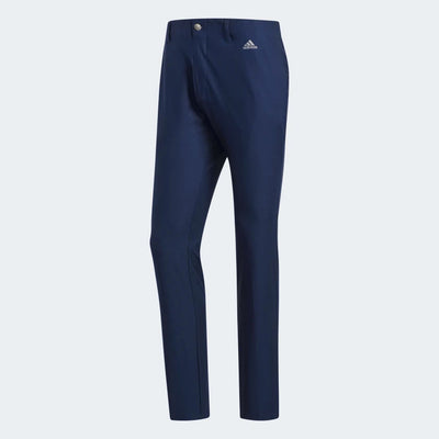 Adidas Men's ULTIMATE365 3-STRIPES TAPERED PANTS - NAVY