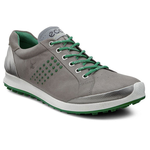 ECCO Mens BIOM Hybrid 2 - WARM GREY/PURE GREEN