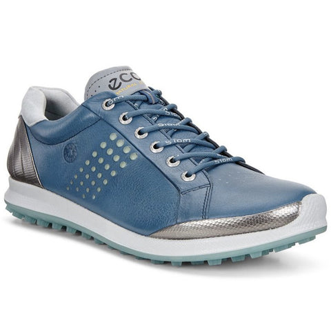 ECCO Men's - BIOM Golf Hybrid 2 - DENIM BLUE/AQUATIC