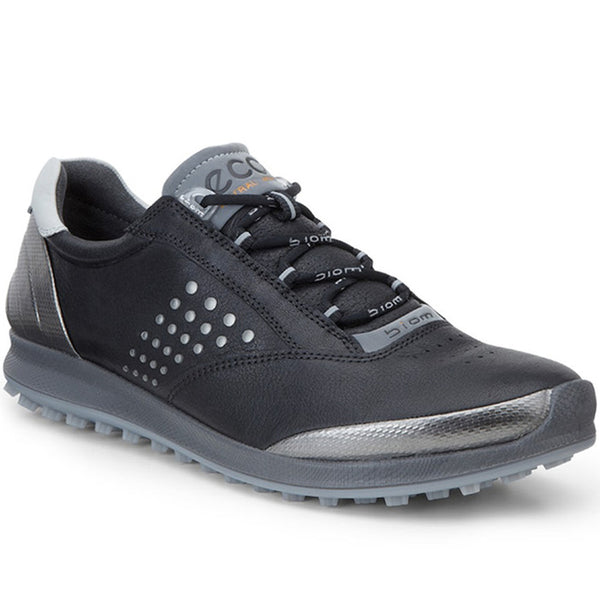 BIOM Golf Hybrid 2 - BLACK/BUFFED SILVER