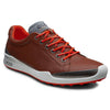 ECCO Mens BIOM Golf Hybrid - MAHOGANY/FIRE sz 45 Only