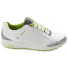 ECCO Womens BIOM Hybrid Sport - WHITE /LIME PUNCH sz 38 Only