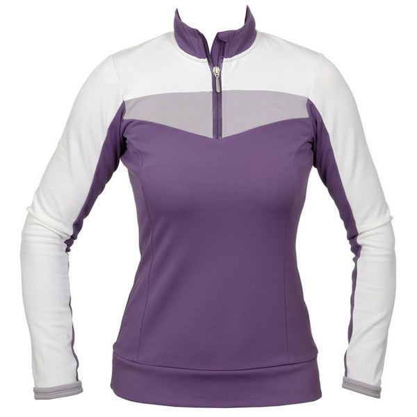 J.Lindeberg Eliana TX Thermal Purple Dust - Womens Outerwear