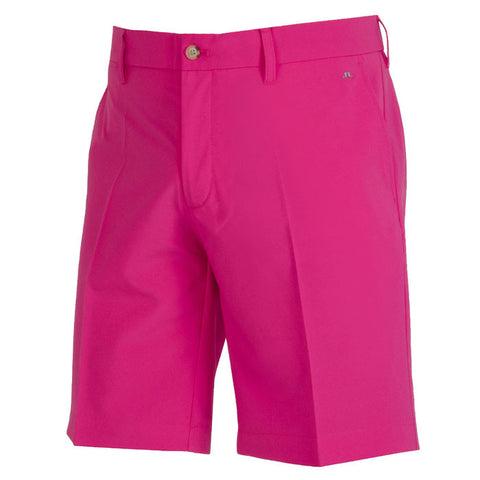 J.L Eloy Micro Stretch Shorts - Pink Intense