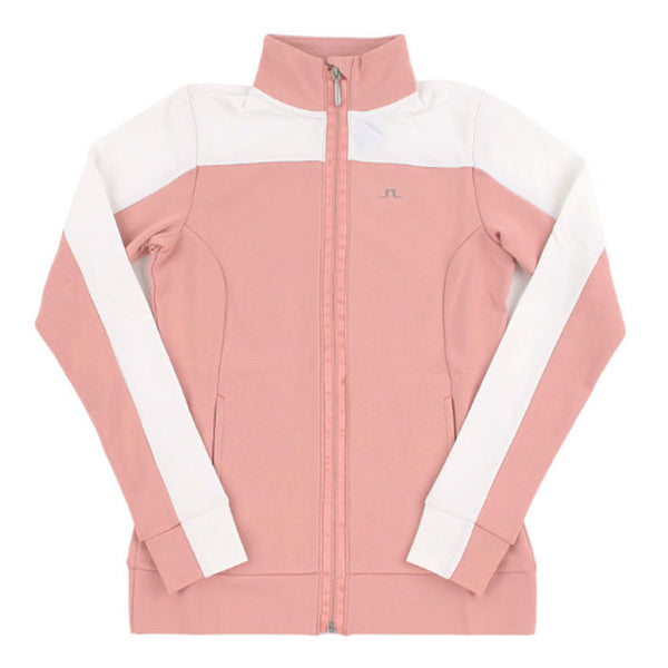 J.Lindeberg Emily TX Thermal Light Pink Dust - Womens Outerwear