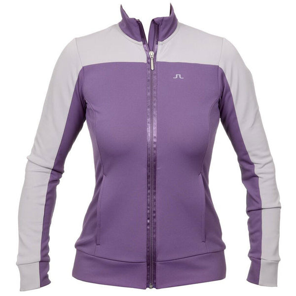 J.Lindeberg Emily TX Thermal Purple Dust - Womens Outerwear