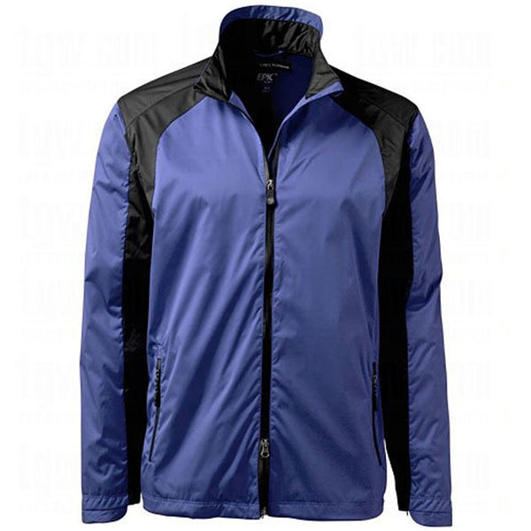 Greg Norman Epic Ultra Light Rain and Wind Jacket - Coastal