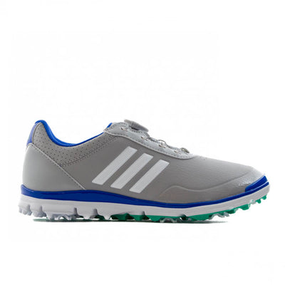 ADISTAR WOMENS LITE BOA SHOES - GREY/BLUE