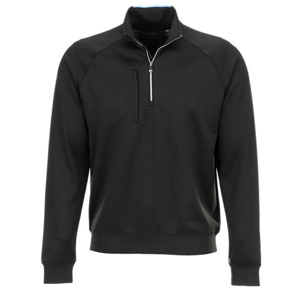 Greg Norman Fashion 1/4 Zip Mock