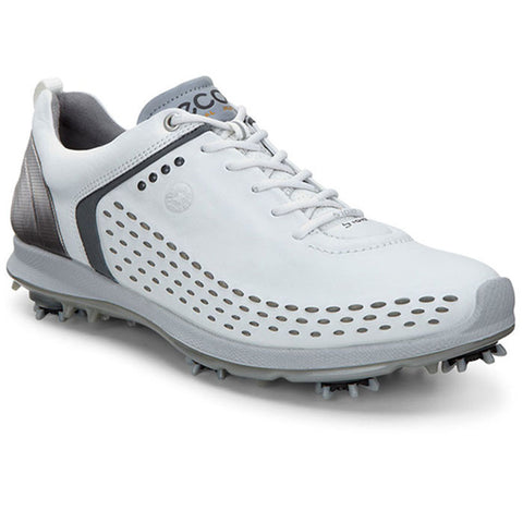 ECCO Men's - BIOM G2 - WHITE/DARK SHADOW