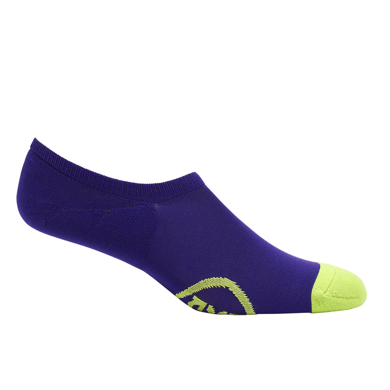 G/FORE MEN'S CIRCLE G NO SHOW SOCKS - TWILIGHT