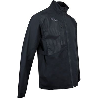 Galvin Green Mens Andres GORE-TEX® Paclite® Stretch Jacket - BLACK / BLACK