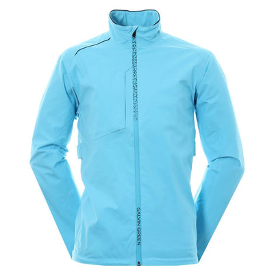 Galvin Green Mens ALFRED Gore-Tex Waterproof Golf Jacket - RIVER