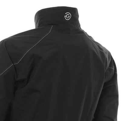 Galvin Green Mens Alonzo Paclite Gore-Tex Waterproof Jacket - BLACK
