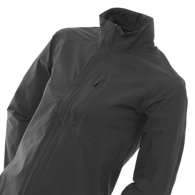 Galvin Green Mens ALTON Gore-Tex Paclite® Waterproof Jacket - BLACK