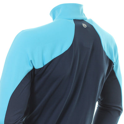 Galvin Green Mens DARIO Insula Jacket - NAVY / RIVER BLUE
