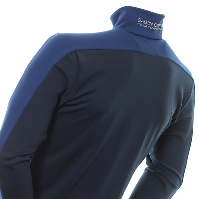 Galvin Green Mens DEX Insula Golf Jacket - NAVY / BLUE