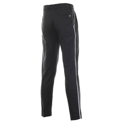 Galvin Green Mens Edge E-Black Golf Pants - BLACK/WHITE