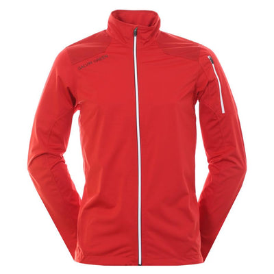 Galvin Green Mens Lance Interface-1 Golf Jacket - RED
