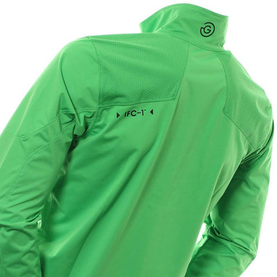Galvin Green Mens Lance Interface-1 Golf Jacket - FORE GREEN