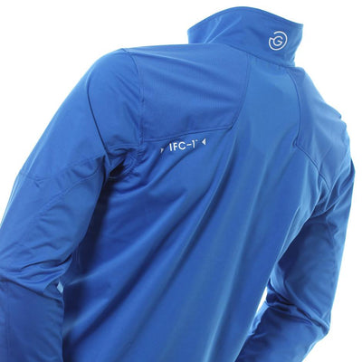 Galvin Green Mens Lance Interface-1 Windproof Jacket - BLUE