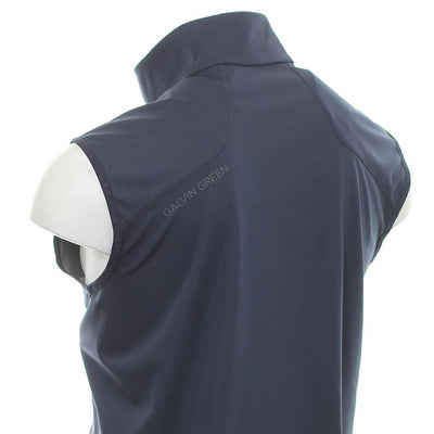 Galvin Green Mens Lazer Gore Interface-1 Golf Body Warmer - NAVY