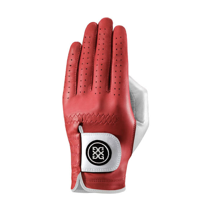 G-Fore St-Nick Ltd Editon Lux Carbretta Leather Glove WOMENS