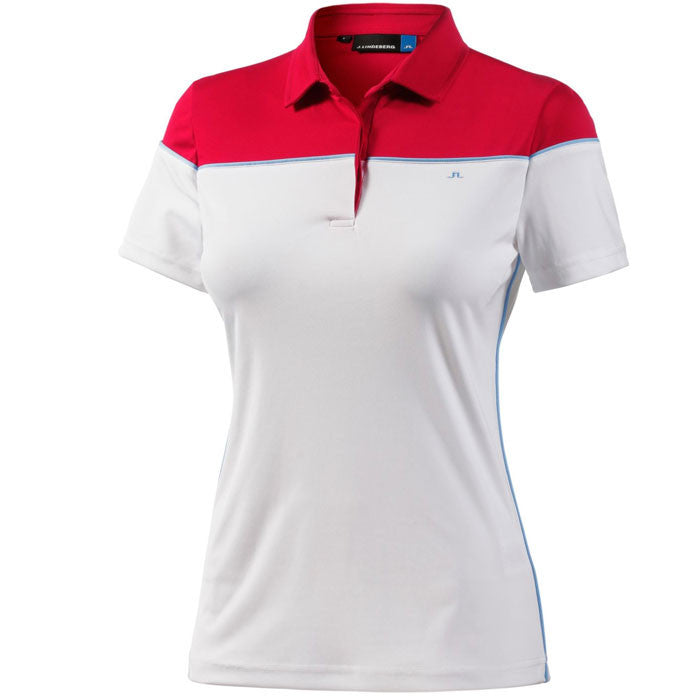 J.L Grace Slim TX Jersey - Ladies Polo