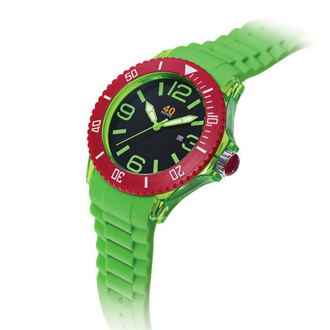 40NINE Green Watch