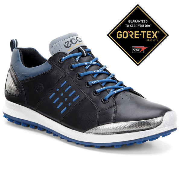 ECCO MENS BIOM HYBRID 2 GTX (Gore-Tex) - BLACK/ROYAL