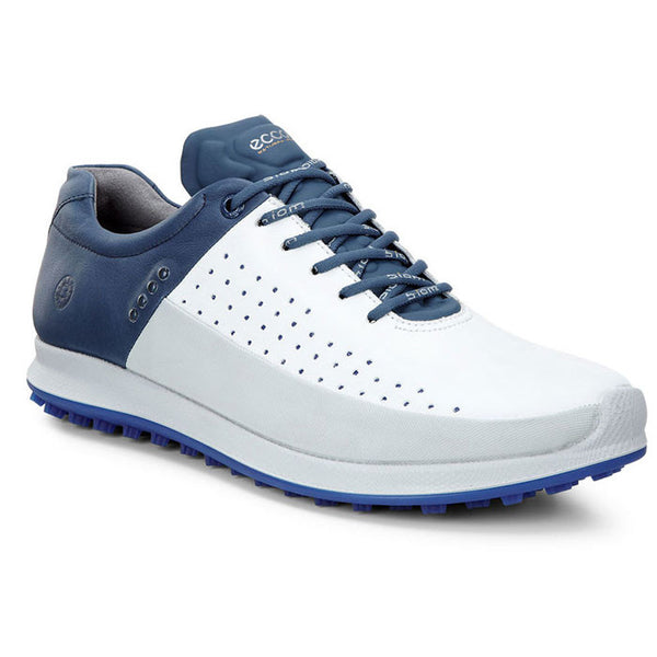 ECCO Men's BIOM Hybrid 2 - Concrete/White/Denim Blue