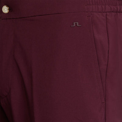 J Lindeberg Mens - KOYO Lux Softshell Water Repellent Pant Micro Stretch - Dk MOCCA sz 32x32