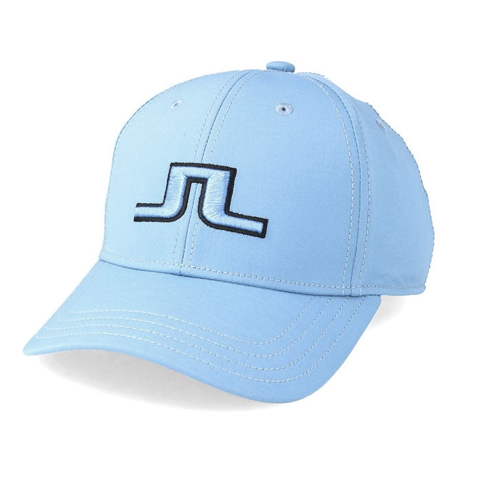 10ab9642781 J.LINDEBERG Angus Tech Stretch Cap - Silent Blue - Golf Anything Canada