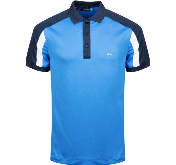 J.L JOEL SLIM FIELDSENSOR 2.0 POLO SHIRT